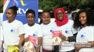 Nation Media Group Coast region donates textbooks and revision books