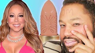 Fans Try Mariah Careys Makeup Line