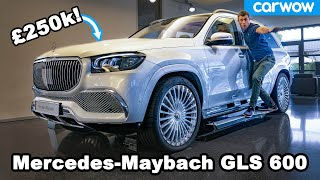 [carwow] Mercedes-Maybach GLS 600 - see why it is the German Rolls-Royce Cullinan!