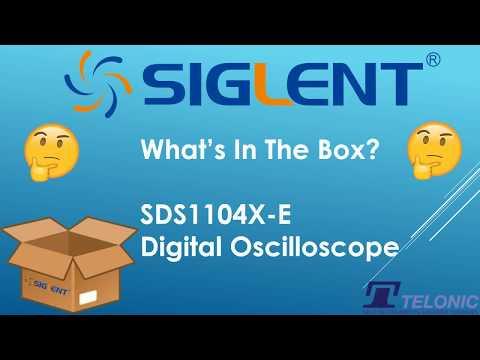 Siglent SDS1104X-E