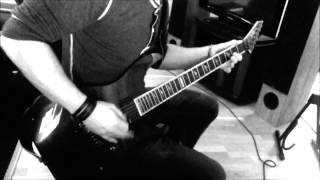 Children of bodom - Transference (Guitar cover)