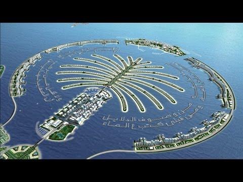 Palmiye Adalarının Yapım Aşaması