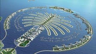 Dubai City Video : The Palm Island Dubai UAE