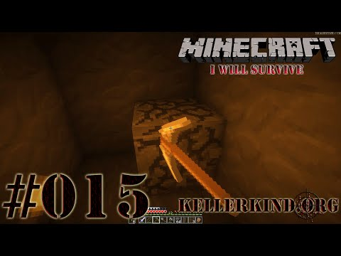 Minecraft: I will survive #015 - Dig Dig Dig ★ Let's Play Minecraft [HD|60FPS]