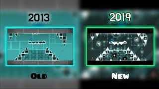 The Nightmare (2013 & 2019) | Geometry Dash