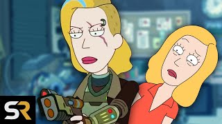 Rick & Morty: Space Beth Is Real Beth by Screen Rant