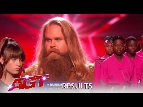 'AGT' Dunkin Save Vote: Which Act Will America Save? | America's Got Talent 2019 (видео)