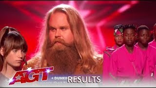'AGT' Dunkin Save Vote: Which Act Will America Save? | America's Got Talent 2019