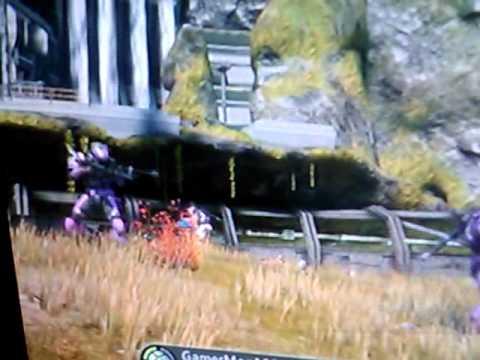 Halo: Reach Short GUNGNIR   GUNGNIR - смотреть онлайн на Hah