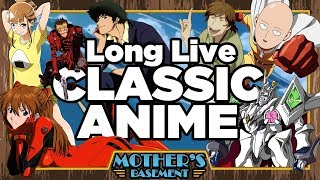 Long Live Classic Anime (Re: Gigguk)