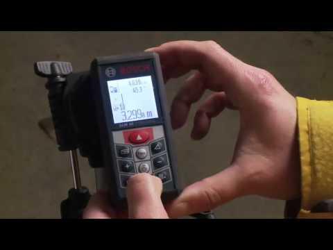 GLM 80 Professional Bosch Laser Rangefinders