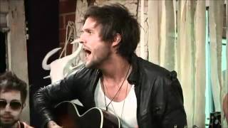 "Boys Like Girls ""The First Time"" Acoustic"