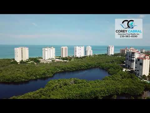 Bay Colony Naples Florida Real Estate Homes & Condos aerial video