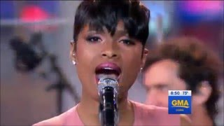 Jennifer Hudson Cynthia Erivo The Color Purple Good Morning America November 24 2015