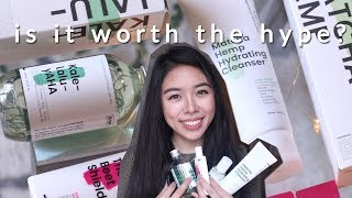 I tried Krave Beauty for 2 months | Reviews, swatches & honest thoughts