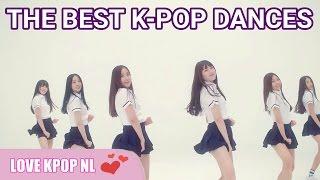[TOP 35] The Best K-POP Dances