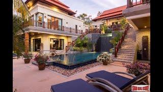 Baan Bua | Private Five Bedroom Pool Villa for Sale in Exclusive Nai Harn Estate