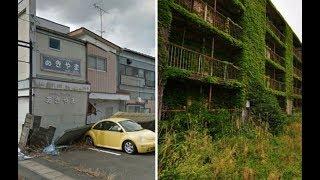 10 призрачных заброшенных мест Японии, от вида которых становится не по себе
