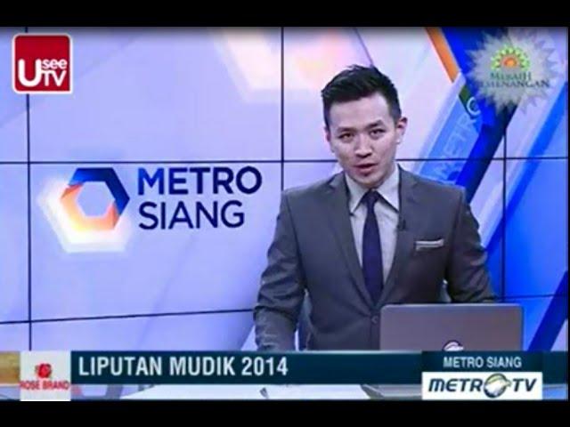 Berita Metro Siang  Hari Ini 25 Juli 2014 @ full Video