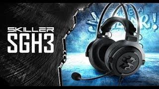 WNTRS | Skiller SGH3 Headset - MEINUNG & kurzer Test