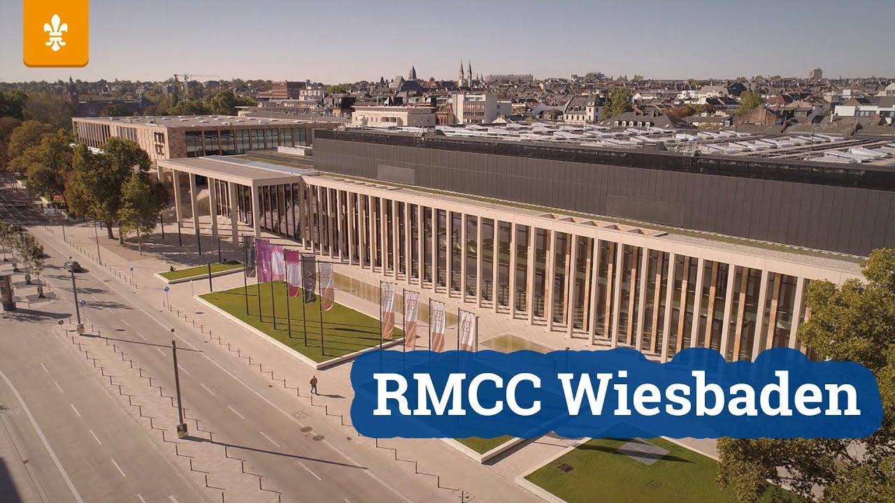 Imagefilm über das RheinMain CongressCenter
