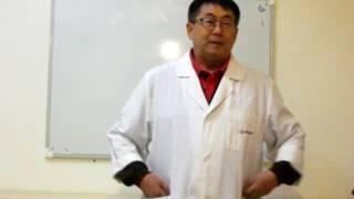 Лекция доктора медицинских наук Петра Аюшеевича Шаблина