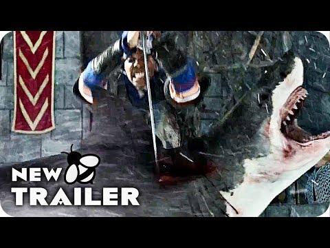 Sharknado 6 - Az utolsó cápavihar: Ideje volna már online