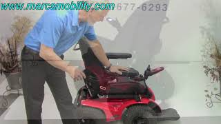 Innovation in Motion X8 Off Road 4x4 Power Chair