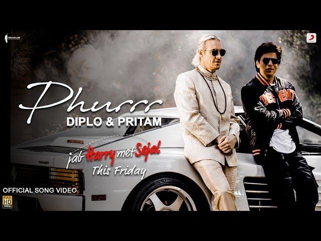 Diplo and Pritam Video Song | Jab Harry Met Sejal Movie Songs | Shah Rukh