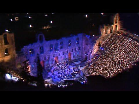 "Yanni - ""Santorini""…Live At The Acropolis, 25th Anniversary!...1080p Digitally Remastered & Restored"