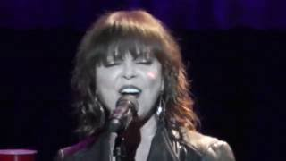 Pat Benatar 6/27/16: 1 - All Fired Up (acoustic live) - The Egg, Albany, NY