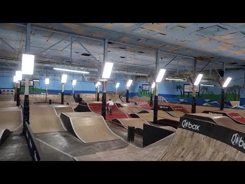 THE BEST SKATEPARK IN THE WORLD!