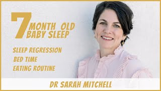 7 Month Old Baby Sleep | A Simple (but complete) Guide for Moms