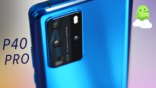 Huawei P40 Pro Impressions: S20 Ultra camera killer?