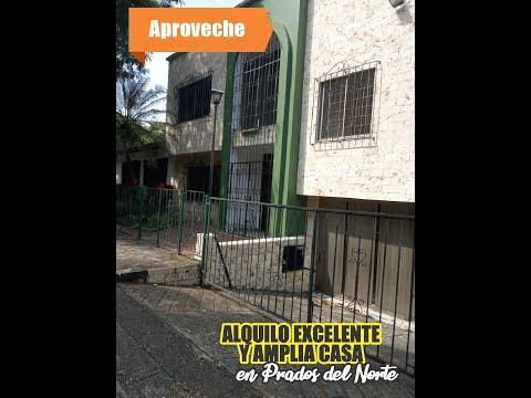 Casas, Alquiler, Prados del Norte - $2.800.000