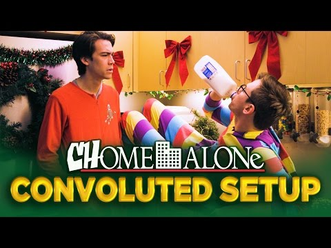 Wait, How Were We Left Alone? (CHome Alone 1/5)