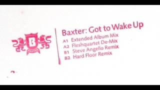 Baxter - Got To Wake Up (Steve Angello Remix)
