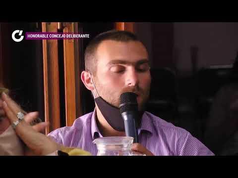 OCTAVA SESION DEL HCD DE BOLIVAR 2020 - GENTILEZA BOLIVAR TV