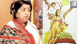 Lata Mangeshkar Was The FIRST Choice For 'Satyam Shivam Sundaram'