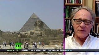Graham Hancock Breaks the Set on TED Censorship, Lost Civilizations & War on Consciousness