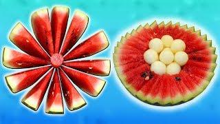 ТОП 5 Гаджетов для АРБУЗА и ДЫНИ. Удивительные Изобретения для Еды