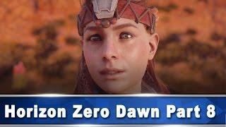 Horizon Zero Dawn walklthrough (Very Hard) - Part #8: Behemoth στην arena