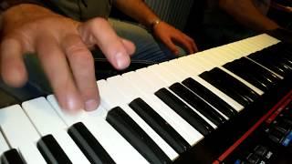 Video Náš první host na klaves Ivo začal nahrávat na CD. Tak jdemeeee!