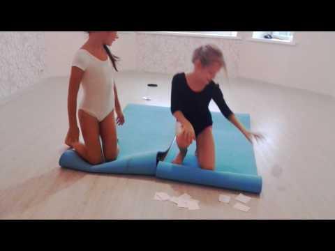 Танцевально-гимнастический челендж