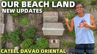 BecomingFilipino – OUR PHILIPPINES BEACH HOME – Moving Out And Land Work In Davao (We Finally Did It!)