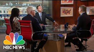 Full Panel: Democratic Establishment Fears Sanders Nomination   Meet The
