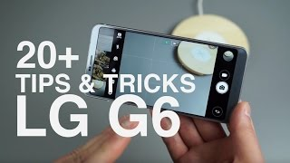 20+ LG G6 Tips and Tricks!