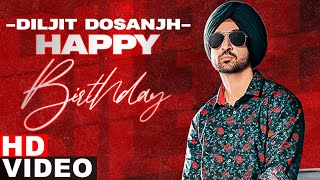 Birthday Wish | DILJIT DOSANJH | Birthday Special | Latest Punjabi Songs 2021 | Speed Records