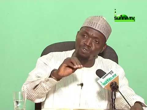 Dr Ibrahim Adam Disina (Karatun Nabiyyurrahmah 42)