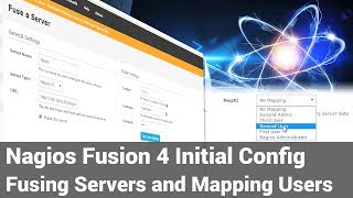 Fusing Servers and Mapping Users with Fusion